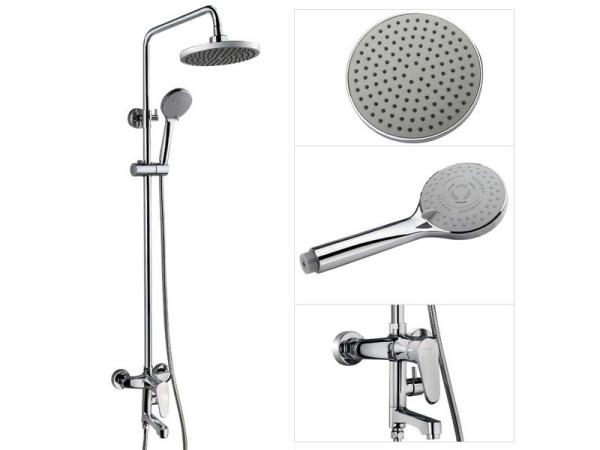 莱尔诗丹(Larsd)F09卫浴 淋浴器 淋浴柱 三出水可升