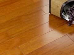 宜华地板 复合地板 柚木