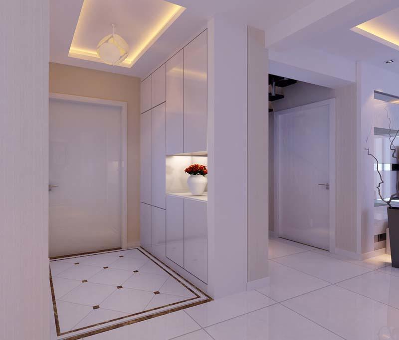 四居室装修效果图 混搭风格其它四居室影视墙装修效果图高清图片