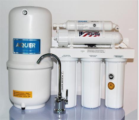 供应阿古尔纯水机AWRO-550