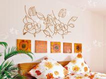 兰舍硅藻泥-除甲醛环保壁材-单花系列83图片