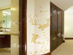 兰舍硅藻泥-除甲醛环保壁材-书画系列76