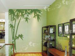 兰舍硅藻泥-除甲醛环保壁材-书画系列83