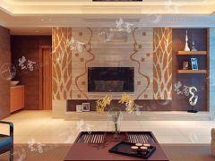 兰舍硅藻泥-除甲醛环保壁材-树系列65