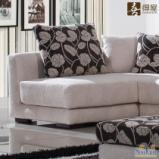 【喜得屋】 现代棉麻布艺沙发组合 SD1101