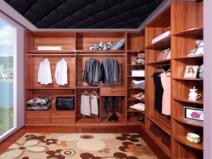 海尔整体衣柜――塞尚图片