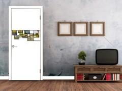 圣象标准门/实木复合门/木门/卧室门梵高印象 CP-431