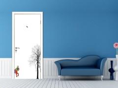 圣象标准门/实木复合门/木门/卧室门彩虹马 CP-441