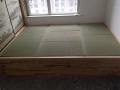 石家庄榻榻米设计储物柜子书柜衣柜橱柜实木家具