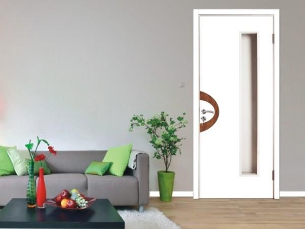 圣象标准门/实木复合门/木门奇异加勒比 CP-417