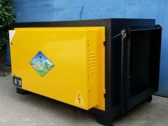 西安宏源环科油烟净化器,专业的西安环保认证,环保局的认可。