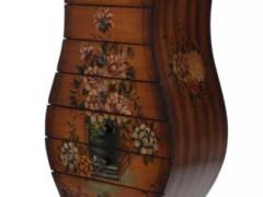 彩绘花瓶柜(多功能)
