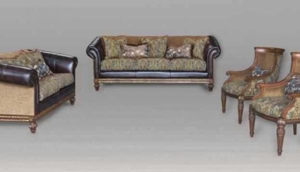 FD360温馨布艺沙发
