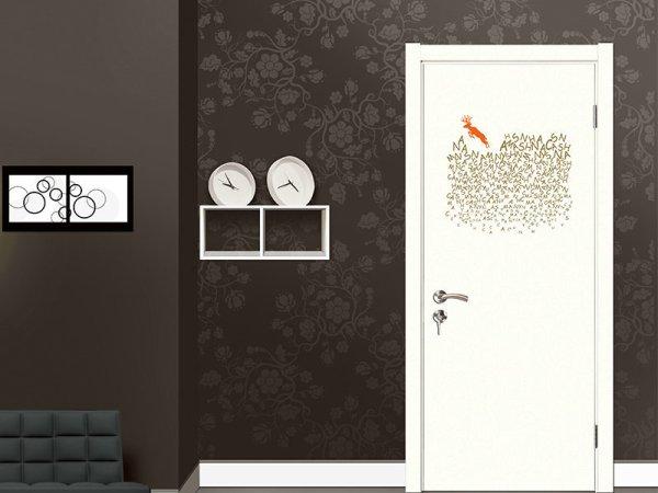 圣象木门|标准门|室内门|卧室门|玩味原创TD804/904