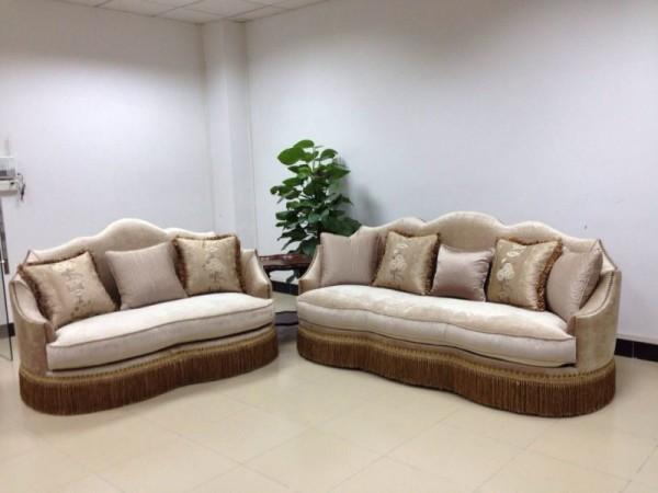 986-4裙摆布艺沙发