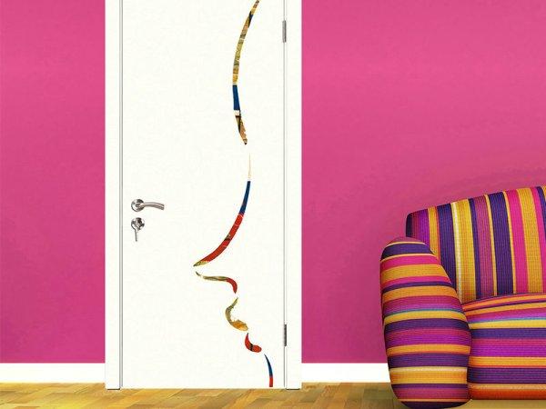 圣象木门|标准门|卧室门|实木复合门|玩味原创|TD801