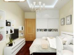 索菲亚卧房衣柜床头柜书柜电视柜家具 定制卧室家具套装组合