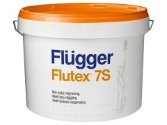 福乐阁Flutex 7S皇家本色丝光墙面漆10L base1