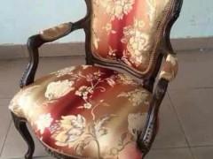 东方传奇布艺小沙发