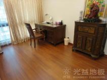 光益缅甸柚木实木地板图片