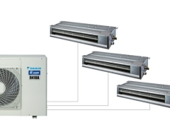 大金VRV-P高大上 装修的不2选择