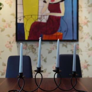 简欧风格三居室装修效果图