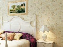 欧式田园风情 高档无纺布墙纸 客厅 卧室 背景墙壁纸 W01