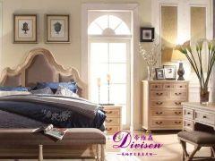 帝维森 法式乡村风格斗柜 欧式田园收纳柜抽屉柜DWS-022