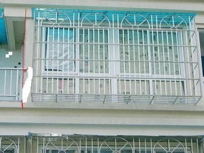 专业制作不锈钢防盗窗