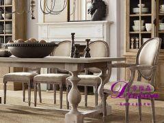 帝维森法式复古家具,出口美国原单,鹅蛋圆背餐椅DWS-108