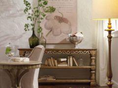 帝维森欧式玄关桌玄关台后现代时尚奢华别墅影楼DWS-128