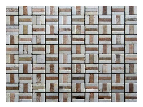 德臣娜瓷砖 M6900 石材马赛克 马赛克 瓷砖