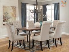 美式餐厅家具 让美食更美味
