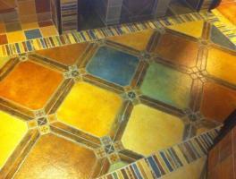 德臣娜瓷砖 H974722 欧式乡村砖