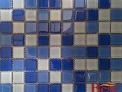 玻璃水晶马赛克50/48规格现货批发 厂家生产