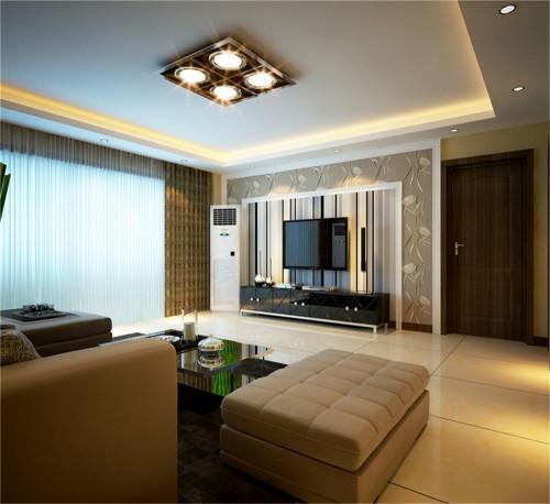 科艺隆-亿城堂庭-现代简约-两室两厅一卫