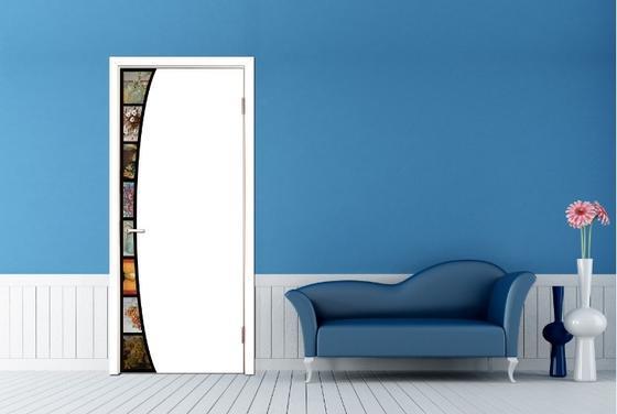 圣象标准门/实木复合门/木门/卧室门多彩海岸线 cp436