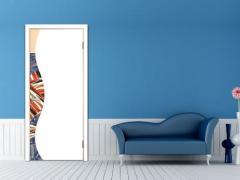 圣象标准门/实木复合门/木门/卧室门彩虹CP-434、435
