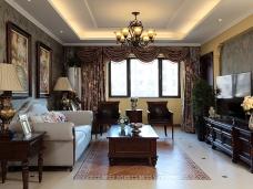 田园风格-160平米三居室装修图片