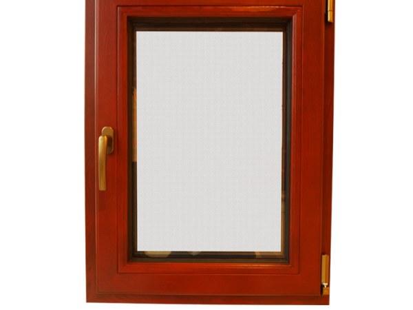 铝木门窗 别墅标配