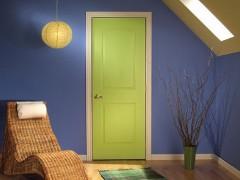 美国艺王 CraftMaste 凯旋门 油漆门 实木复合