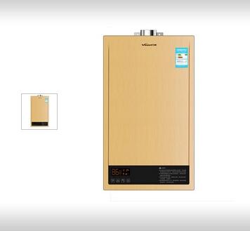 万和实体店JSQ18-10EV26恒温燃气热水器