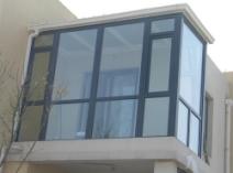富思特55系列断桥铝窗图片