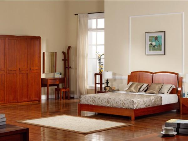 宜家纯实木床头柜现代简约床边柜卧室带阻尼抽屉柜H002