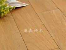 百年老柚木 天然环保实木地板 柚木素板 缅甸进口原木图片