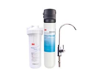 3M净水器 净享2500 家用厨房高端 直饮净水机自来水过滤