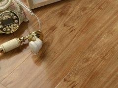 升达强化复合地板珍木静音Z203相思花梨