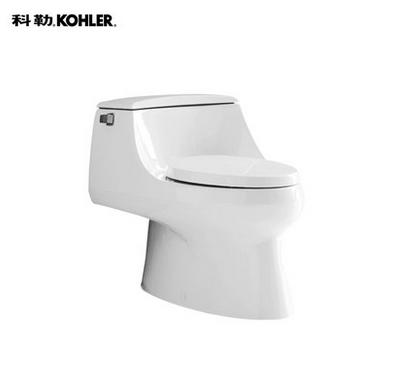 科勒Kohler圣拉菲尔K-4027T卫浴马桶连体座便器