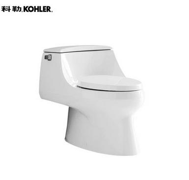 科勒Kohler圣拉菲尔K-3722T连座坐便器