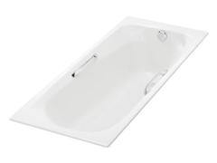 科勒Kohler梅兰尼铸铁浴缸 K-17502T-GR-0